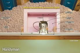 Installing Pot Lights In Insulated Ceiling Recessed Lighting Design Ideas Recessed Lighting Insulation