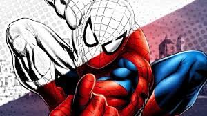 amazing spider man coloring page for kids spiderman coloring book