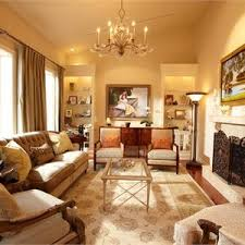 Traditional Victorian Colonial Living  Family Room Photos - Colonial living room design