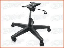 pied de chaise de bureau inspirational roulettes pour chaise de