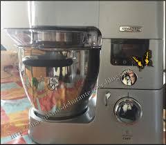 cuisine kenwood cooking chef cooking chef gourmet de kenwood ma cuisine d butante avec ob c4b1b2