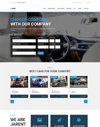 ja rent responsive joomla template for vehicle rental service