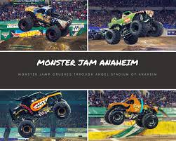 monster truck jam anaheim maximize your fun at monster jam anaheim 2018 orange county los