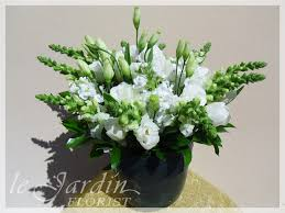 white floral arrangements white green flower arrangements 561 627 8118