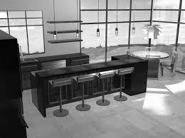 how to design a commercial kitchen best design interior exotic dark walnut kitchen cabinet with u