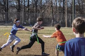 Flag Football Running Plays Future Football Stars Headed To Orlando For National Competition