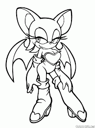 coloring page lady rouge