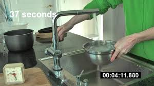 grohe minta kitchen faucet grohe minta touch annoying youtube