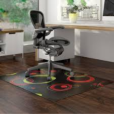 Hardwood Floor Mat Enjoyable Inspiration Office Chair Mat For Wood Floors Exquisite