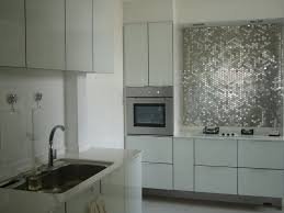 modern kitchen backsplash ideas with white cabinets of kitchen