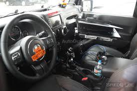 rubicon jeep 2018 spy photos confirm stick shift in 2018 jeep wrangler autoguide