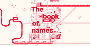 home book of name toyota