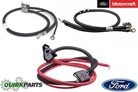88 Ford Diesel Truck - 95 97 ford f250 f350 7 3l diesel battery cables positive negative