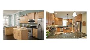 what colour goes with maple cabinets special kitchen paint colors with maple cabinets for a warm home