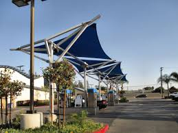 Canopy Car Wash by Shade Sails And Tension Structures Superior Awning