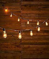Outdoor String Lights Lowes Outdoot Light Outdoor Edison String Lights Home Lighting