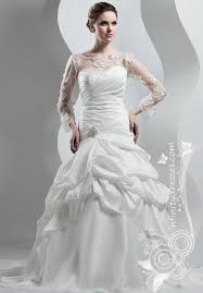 princess ali plus size wedding dress with long sleeve