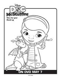 free doc mcstuffins coloring pages coloring pages