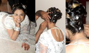 best hairstyle for indian wedding reception wedding dress gallery