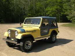 jeep cj renegade 1979 cj 7 renegade levi edition great lakes 4x4 the largest