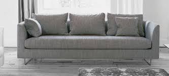 designer guild canape canapé contemporain en tissu 3 places beige balance