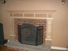 Make A Fireplace Mantel by Fireplace Mantle Mock Up Home Is Where The Heart Is Pinterest