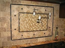 mural tiles for kitchen backsplash tiles decorations captivating cream color decorative tile