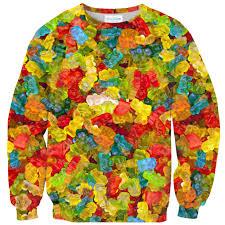 gummy clothes gummy sweater shelfies