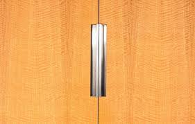 Recessed Cabinet Pull Casegoods Basis Decca Contract