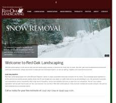 red oak landscaping company profile owler
