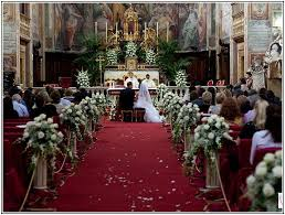 church wedding decorations catholic church wedding decorations 99 wedding ideas