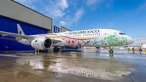 Press Advertising Aeromexico Multi Format United Kingdom Aeromexico