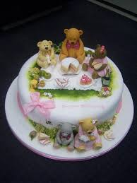 12 best teddy bear u0027s picnic cake ideas images on pinterest