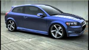 volvo c30 tuning body kit youtube
