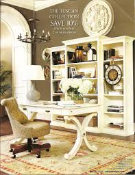 ballard designs the tuscan collection with whitley desk