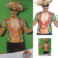 Tropical Themed Clothes - hawaiian dress costumes for men ebay