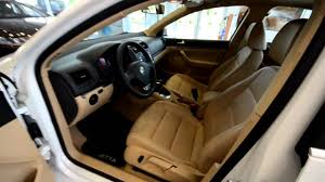 volkswagen jetta white interior 2009 volkswagen jetta sel world auto stk p2596 for sale at