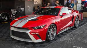 cool ford mustangs 2017 ford mustang gtt the best creation at sema 2016