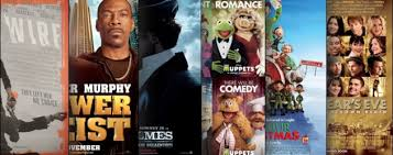 new movie posters haywire tower heist sherlock holmes a game