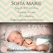baby announcements how to create your own birth announcements to save money humble