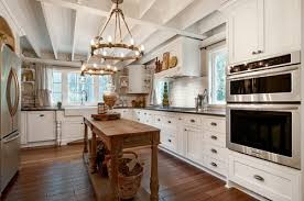 Kitchen Chandelier Choosing Chandeliers For A Traditional Kitchen