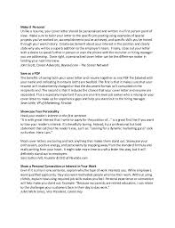 Best Resume Cover Letters by More Tax Cover Letters Inside Cover Letters That Worked Interest