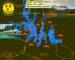 welcome in khao sok smiley bungalow thailand
