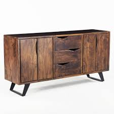 london loft sideboard industrial rustic console city home