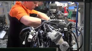 ktm factory tour production line engine plant mattighofen