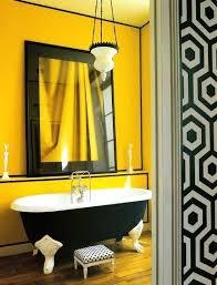 Yellow Bathroom Decorating Ideas Yellow Bathroom Ideas Yellow Bathroom Designs Yellow And White