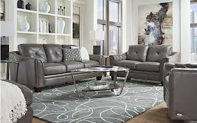 Living Room Furniture Sets Leather Exquisite Best 25 Grey Living Room Furniture Ideas On Pinterest