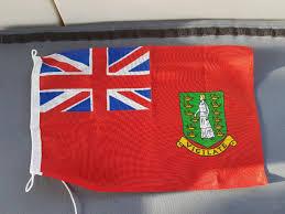 Bvi Flag British Virgin Islands Und Die Heilige Ursula U2013 234grad De