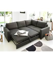 Folding Bed Argos Buy Hygena Seattle Right Sofa Bed Corner Charcoal At