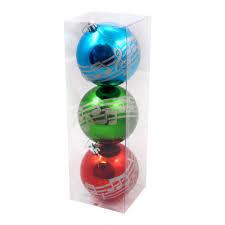 3 pack of music note christmas ornaments shar music sharmusic com
